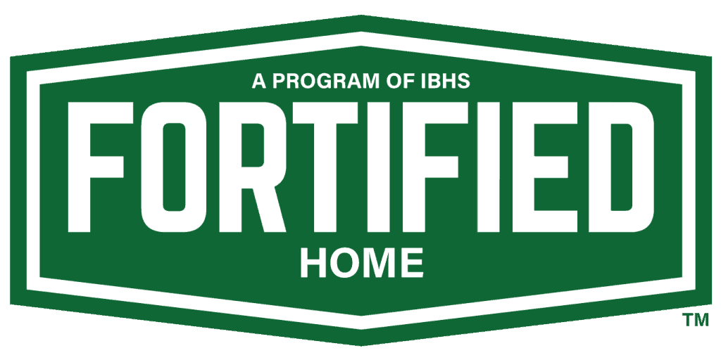 FORTIFIED Home™ a program of IBHS - Logo